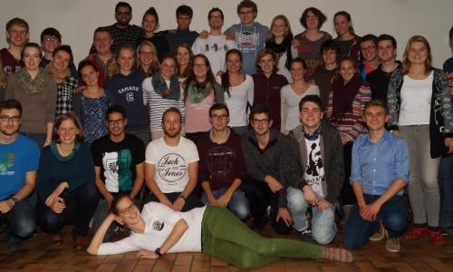2. Heimversammlung SoSe 2015